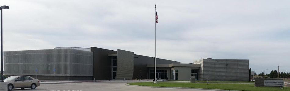 Guymon Public Library & Arts Center