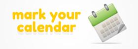 Library Program Calendar