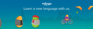learn a new language with us through Mango Languages