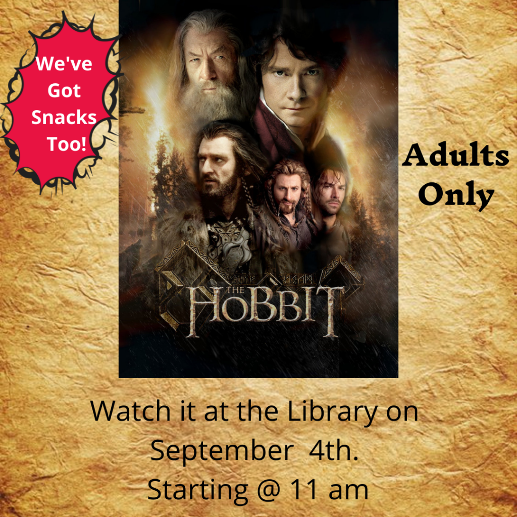 The Hobbit the movie